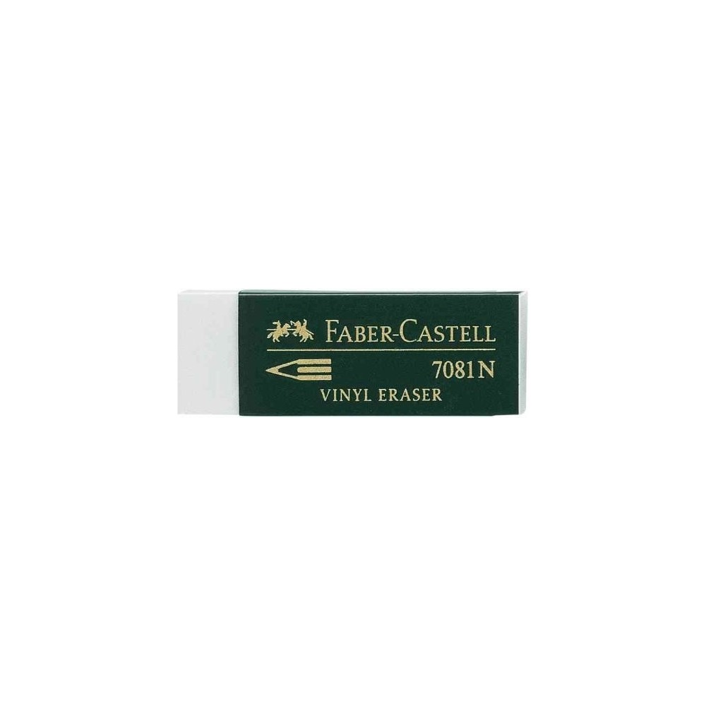 Faber-Castell Dust-Free radír