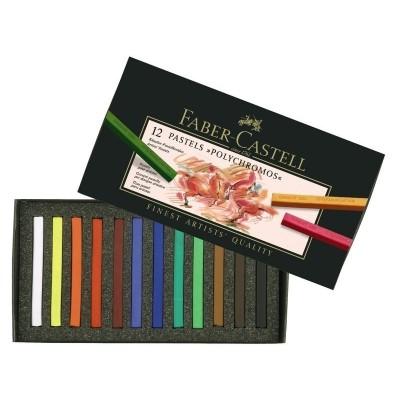 Faber-Castell Pitt Pastel Polychromos 12db