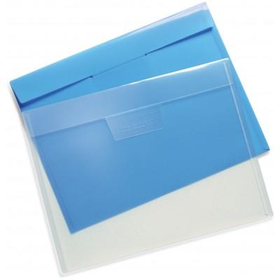 Pentel Recycology A/4 irattartó boríték, átlátszó