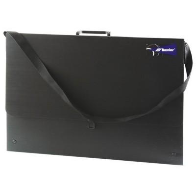 Leniar rajztartó táska B2 730 x 520 x 35 mm