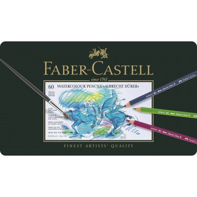 Faber-Castell Albrecht Dürer akvarell készlet 60db-os