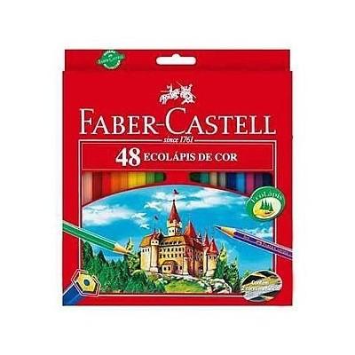 Faber-Castell Várminta szinesceruza 48db-os
