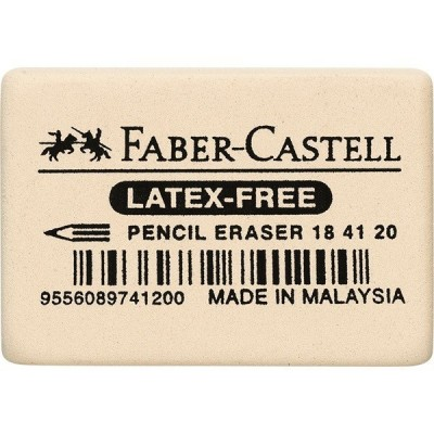 Faber-Castell Natur radír