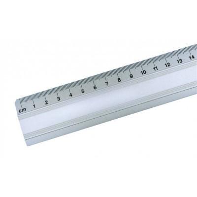 Leniar alumínium vonalzó 30cm