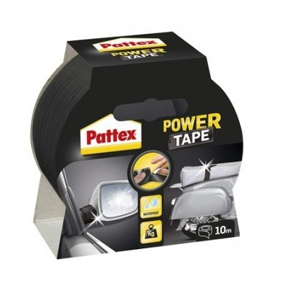 Pattex Power Tape ragasztószalag 50x10m, fekete