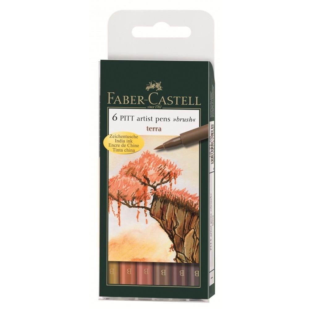 Faber-Castell PITT Art Terra