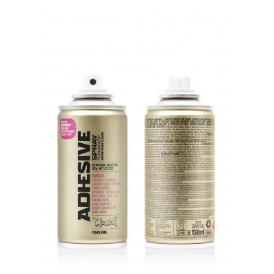 Montana Adhesive Permanent ragasztó spray 150ml