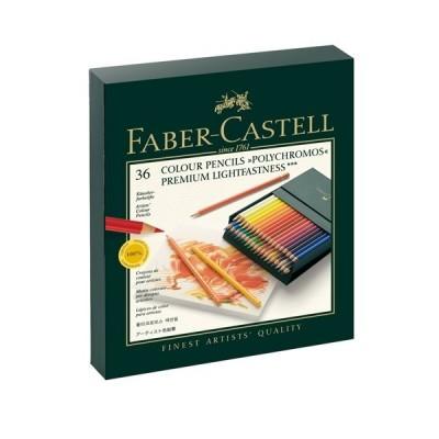 Faber-Castell Polychromos Studio Box 36db-os színesceruza készlet