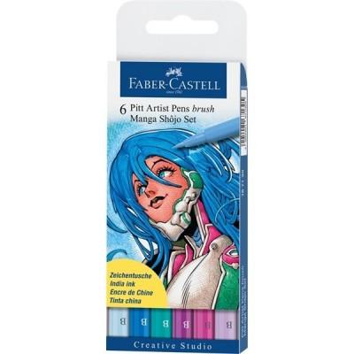 Faber-Castell Manga Shojo Set