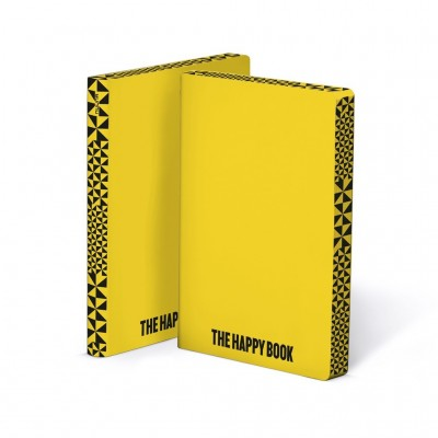 Nuuna Graphic L - The Happy Book, by Stefan Sagmeister