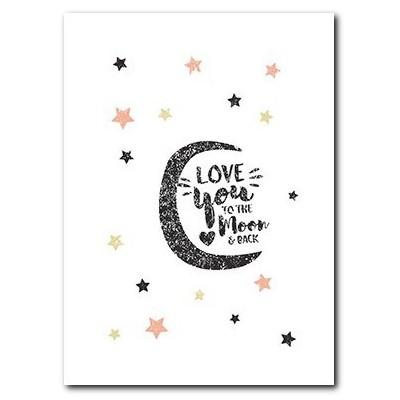Lovebird képeslap
