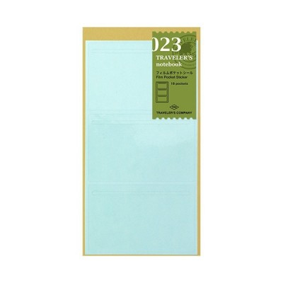 MIDORI Traveller's Notebook refill - Watercolour