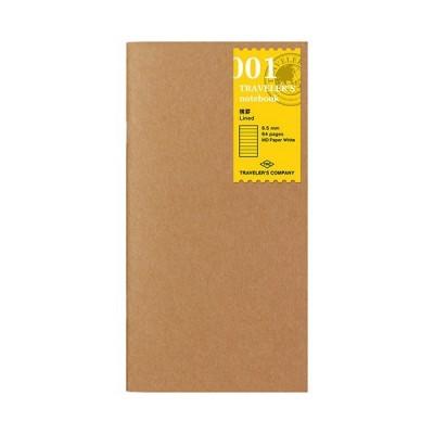 MIDORI Traveller's Notebook refill Négyzetrácsos lapok