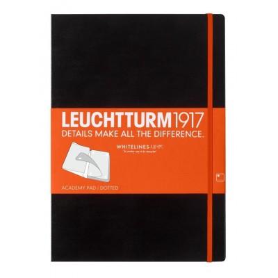 LEUCHTTURM1917 Large A4 WHITELINES LINK