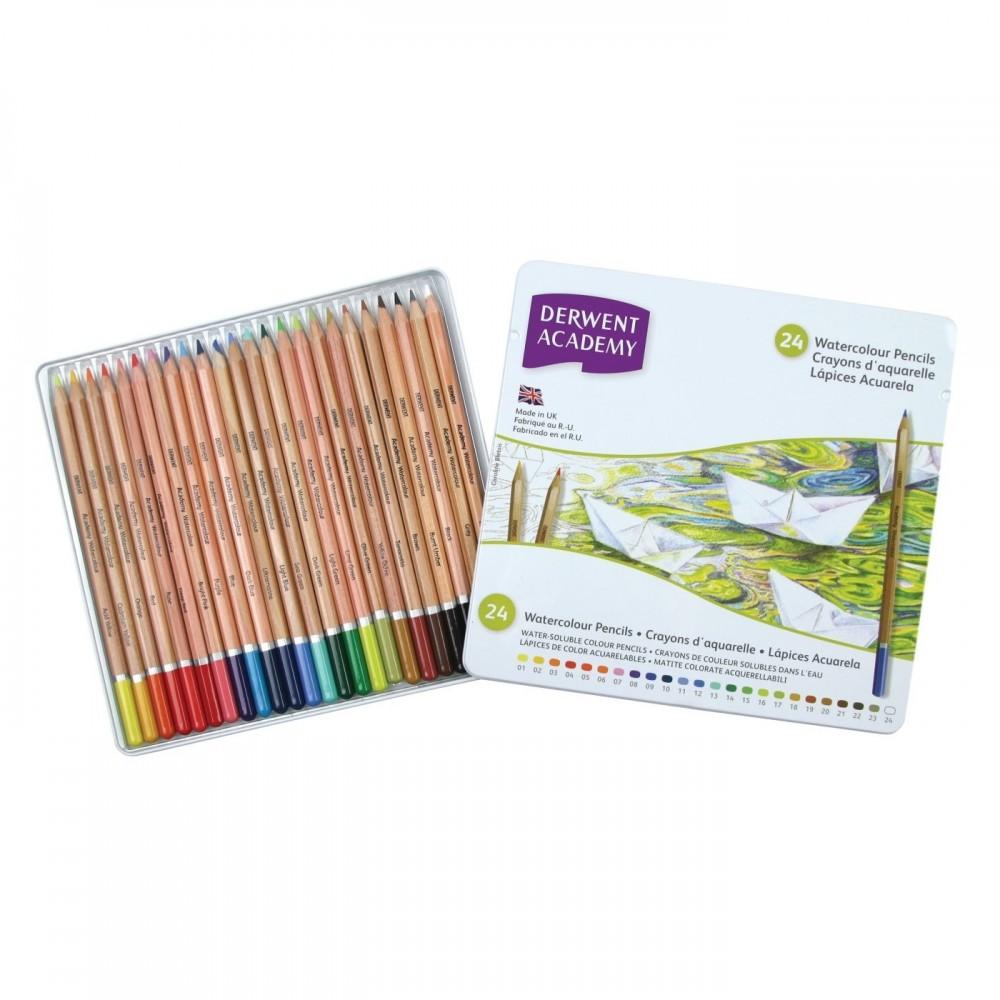 Derwent Academy 12db-os színesceruza készlet