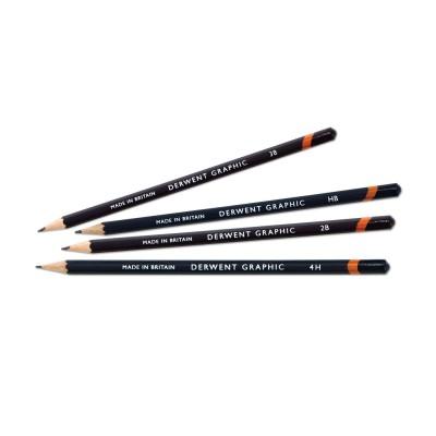 Derwent Graphic grafit ceruza darabra