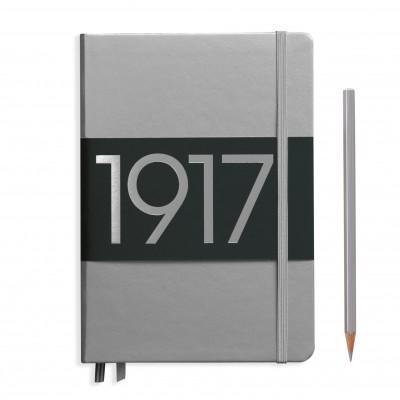 LEUCHTTURM1917 Metallic Medium A5 pontozott lapos NOTEBOOK