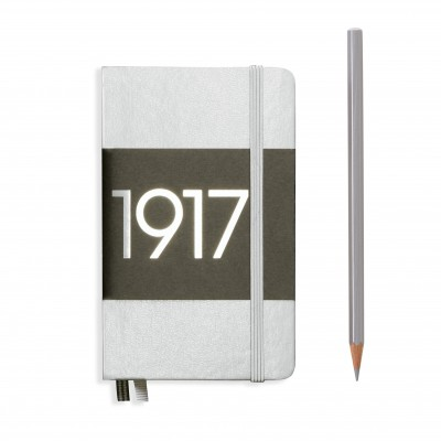 LEUCHTTURM1917 Metallic Pocket A6 pontozott lapos NOTEBOOK