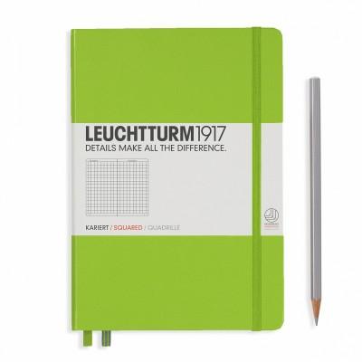 LEUCHTTURM1917 Medium A5 négyzetrácsos NOTEBOOK