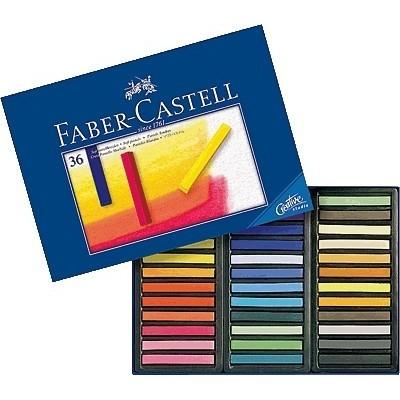 Faber-Castell Studio pasztell rúd 36db-os klt.