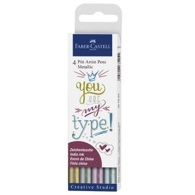 Faber-Castell Pitt Artist Pen Handlettering
