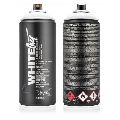 Montana Blackout Tarblack Graffiti Spray 400ml