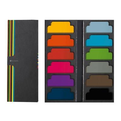 Semikolon Sticky Tab Markers jelölőcímke