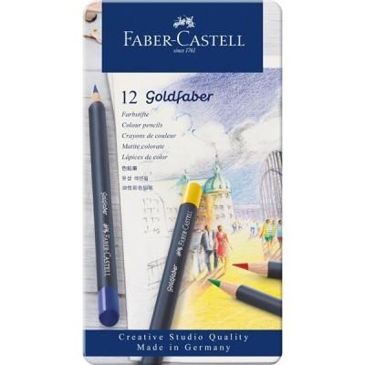 Faber-Castell Goldfaber színesceruza 12db-os