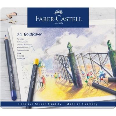 Faber-Castell Goldfaber színesceruza 24db-os