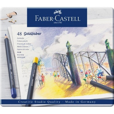 Faber-Castell Goldfaber színesceruza 48db-os