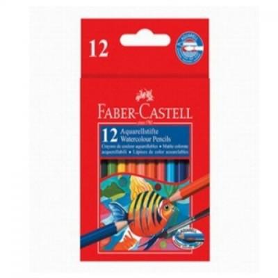 Faber-Castell akvarell szinesceruza 12db-os