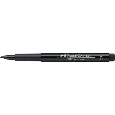 Faber-Castell Pitt Artist Pen SC, black