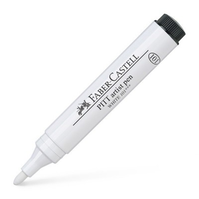 Faber-Castell Pitt Artist Pen Big, fehér