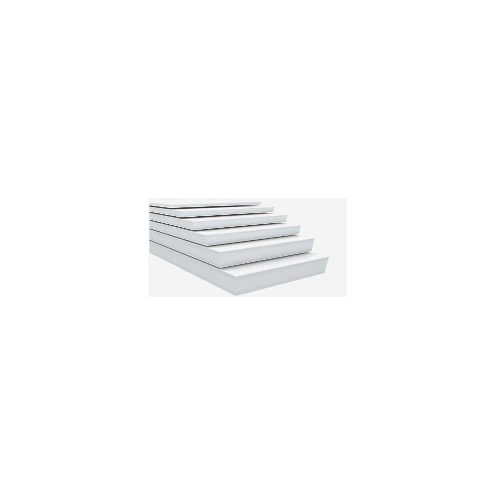 Habkarton 100x70cm, fehér