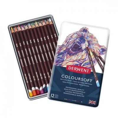 Derwent Artist 12db-os színes ceruza készlet