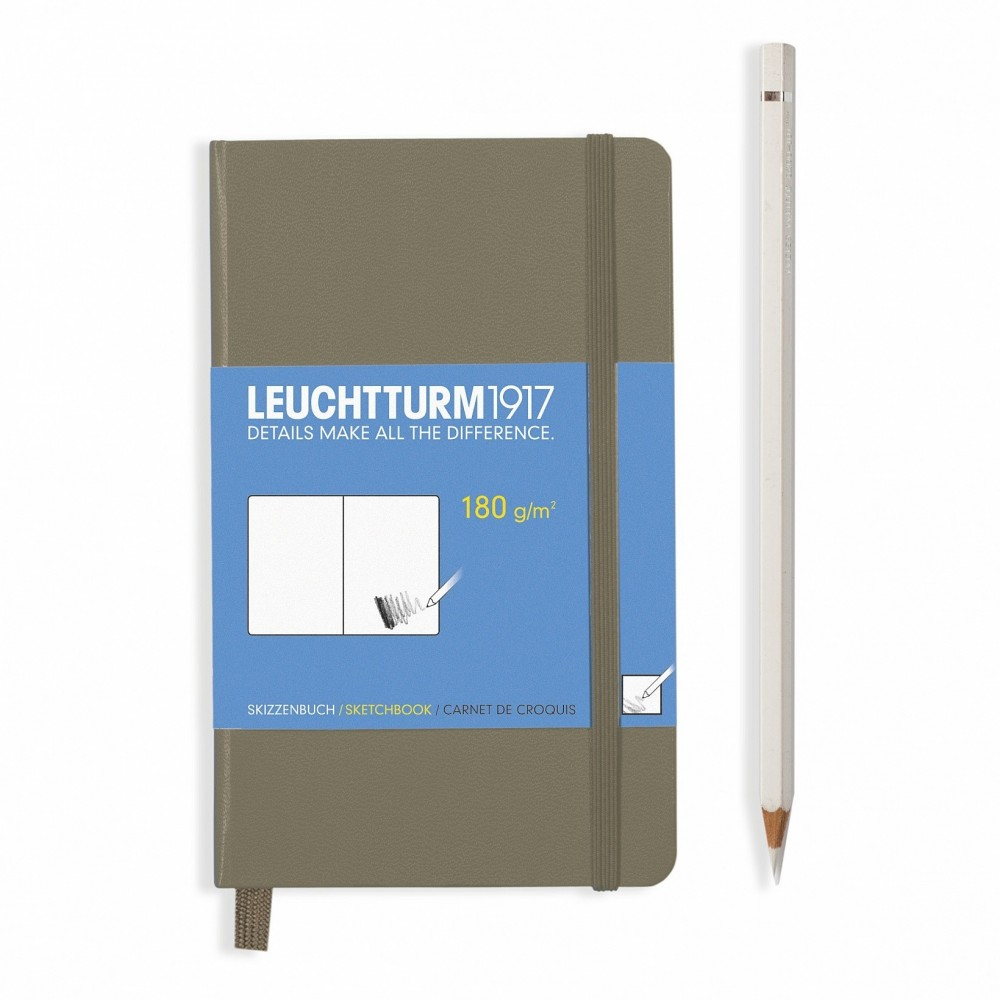 LEUCHTTURM1917 Pocket A6 SKETCHBOOK