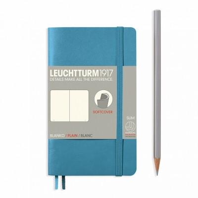 LEUCHTTURM1917 Pocket A6 sima lapos SOFTCOVER