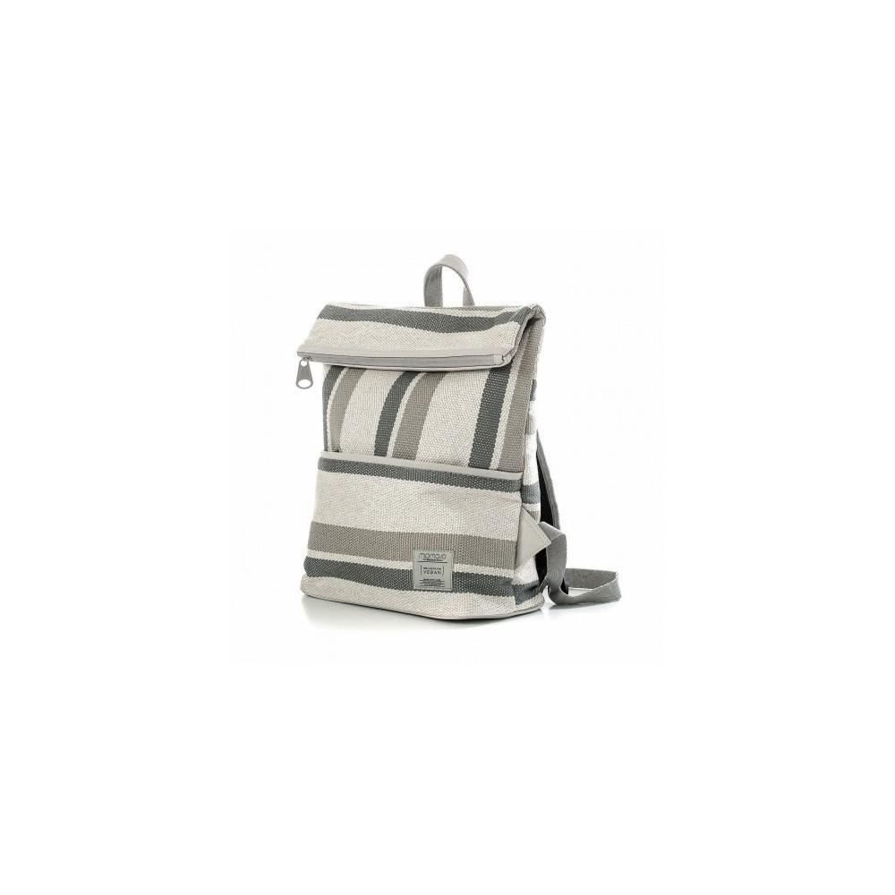 Miomojo Essential hátizsák, krém csíkos