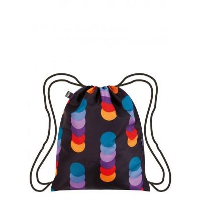 LOQI hátizsák, Geometric - Circles