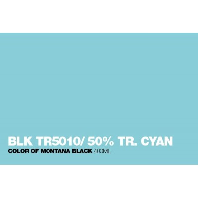 Montana Black True Graffiti Spray 400ml