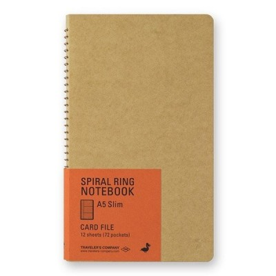 Spiral Ring Notebook A5 - pelikán