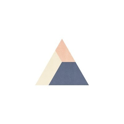 MT (washi) CASA Sheet gradation triangle 230x265mm, 3 db