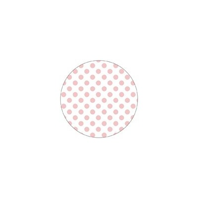 MT (washi) CASA SEAL dot, strawberry milk