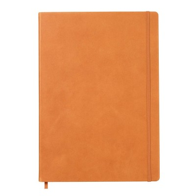 LEUCHTTURM1917 Leather A4 Master pontozott lapos NOTEBOOK