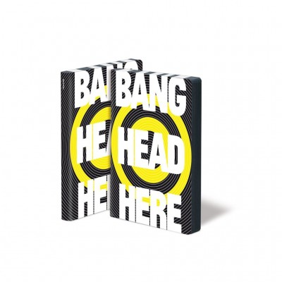 Nuuna Graphic L - Bang head here