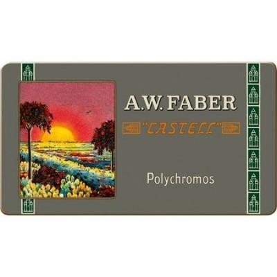 Faber-Castell Polychromos 111. évfordulós 12db-os színes ceruza készlet