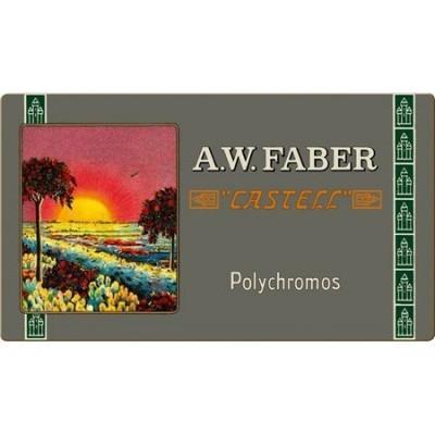 Faber-Castell Polychromos 111. évfordulós 24db-os színes ceruza készlet