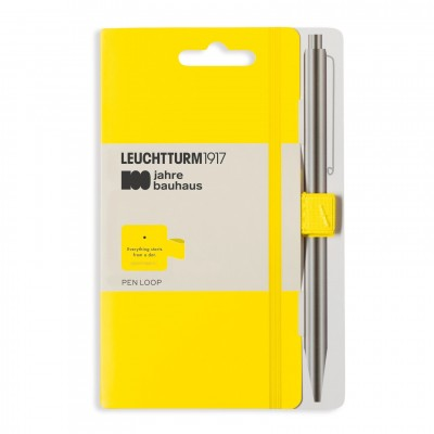 LEUCHTTURM1917 Bauhaus edition - Pen loop