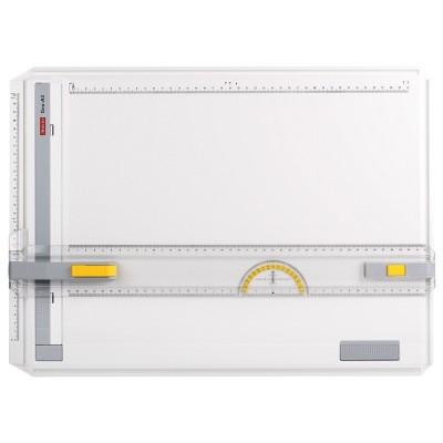 Aristo Geo Board A3 műszaki rajztábla szögmérővel