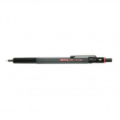 Rotring 600 mechanikus ceruza, fekete